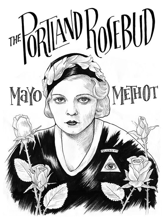 Mayo Methot, The Portland Rosebud, Portland's Rosebud, Bogart