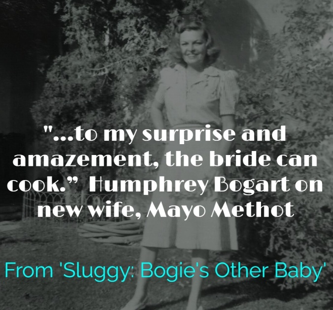 Mayo Methot, Humphrey Bogart, Sluggy, Bogies Other Baby, ebook, e-book, Book, Hollywood, Broadway