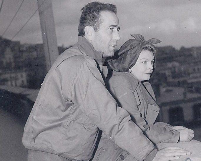 Mayo Methot, Humphrey Bogart, Snood, Hollywood, Fashion, Wartime Fashion